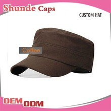 Wholesale Fashion Mens Military Cap Military Hat