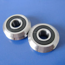 RM4-2RS Stainless Steel Bearings 15 mm Bore V Groove Guide Track Roller Bearings RM4 2RS or W4-2RS