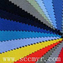 SGS certificated CVC /SATIN/POPLIN fabric for workwear 70*40 21/2*10
