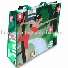 PP Woven Shopping bag/reusable shopping bags/promotional bag