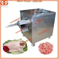 Chicken Fish Deboning Equipment|Automatic Meat And Debone Separating Machine|Chicken Meat Deboner