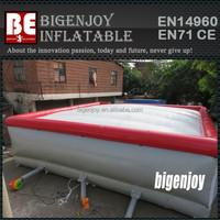 Manufacturer of stunt air bag,high fall air bag,foam pit airbag for trampoline park