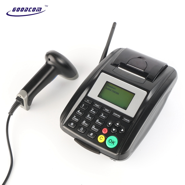 Chứng từ Từ Xa Thứ Tự GPRS SMS WIFI LAN Thanh Toán Email Tiếp Nhận Máy In Nhiệt