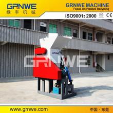 1000kg/h PET/HDPE bottle crusher