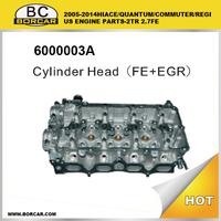 TOYOTA cylinder head OE NO. 11101-30040 for Hiace/Quantum/Commuter/Regius