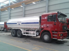 china water carrier sold in angola shacman brand