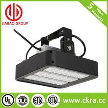 ETL UL DLC LED highbay high bay light metal pipe installation, thermal conductive
