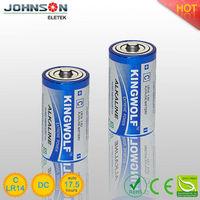 c 1.5v lr14 original alkaline batteries