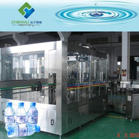 Full automatic bottle water manufacturing machinery