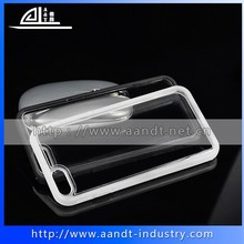 Anti-slip Design Clear Combo PC TPU Phone Case For Apple iPhone 6