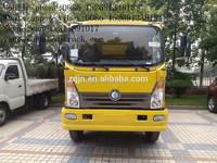Chinese brand CDW 757 light truck/cargo 3 ton trucks sino trucks for sale