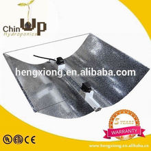 lightweight lighting mirror reflector/ light reflector sheet/ cost effective hydroponics reflector double ended