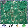 Composite polyester cotton lace fabric