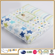 SEDEX And BSCI Comfortable Pure Cotton Cable Knit Blanket