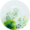 Tempered glass Dinner Plate