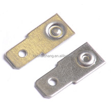 High precision OEM tin plated wire electric terminal cap