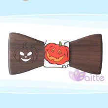 Newly wholesale handmade for men wooden bow tie
