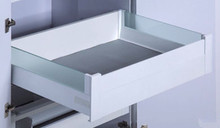 Geriss Luxury High Drawer with Heightened Glass-D drawer slide soft close