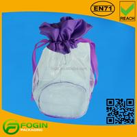2015 hot sale wedding pvc plastic candy bag