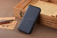 PU leather flip case for lenovo p70