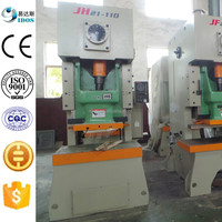 JH21 series hydraulic punch press, mechanical hydraulic press for hand metal punch