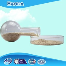 cheap good quality molecular sieve for industry gas dewatering supply free sample