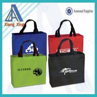 Promoitonal non-woven tote bag for shopping wholesale