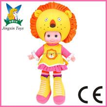 hot sale factory low MOQ vinyl baby big girl plastic doll