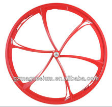 Noble Grace High Performance 700C Magnesium Alloy Uni-wheel Cycle Wheel Rims Bicycle Parts
