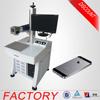 Fiber Laser Logo Iphone Case Printing Machine
