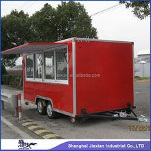 2015 Jiexian JX-FS400C Hot Selling popular mobile ice cream van