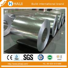 Zinco revestido bobina de aço de espessura 0.13 mm - 1.5 mm fabricante venda diretamente