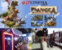 Amusement park Amazing shooting game interactive 3d 4d 5d 6d 7d Cinema and 7d theater