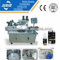 SM-ED30 Automatic E-cig Oil Filling/Capping/Label Machine