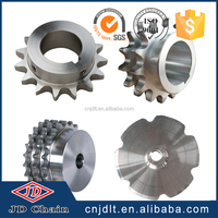 Specification Standard Flat Top Chain Sprocket