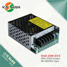 Single Output Switching ac/dc Power Supply for Electronics
