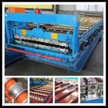 zinc making machinery, roofing roll forming machinery