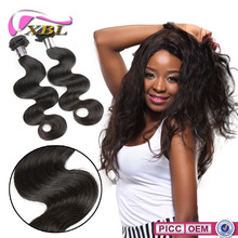 XBL Wholesale Indian Remy Human Hair Weft Virgin Unprocessed 100 Human Hair Extension