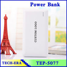 2USB 8000mAh Portable External Battery Travel mobile charger