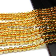 AAA Quality 100% Natural Citrine Beads