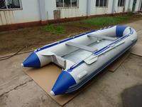 2015 8m biggest pvc inflatable boat for sale with ce