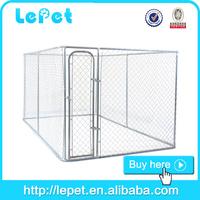 Wholesale chain link dog kennel/dog cage/dog kennel for sale