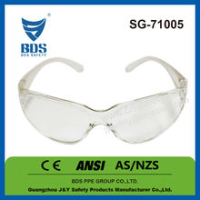 Taiwan safety glasses & goggles, Free sample safety glasses, White lens sunglasses