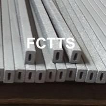 High temperature silicon carbide ceramic beam