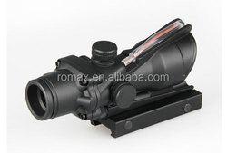1x32 tactical fiber red dot scope hunting fiber red dot sight rmx21002