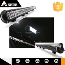 3w led lightbar for auto super bright double row 288w 44'' dual row 28'' 180w led lighting bar