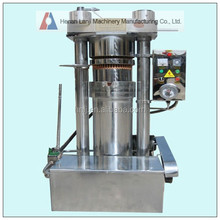 Competitive price small hydraulic sesame oil expeller/press machine manufacturer
