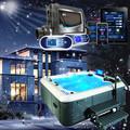 2013 venda quente 5 pessoas ofurô EUA acrílico balboa spa hidromassagem SR869 ofurô