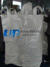 5:1 Safety Factor and Cross Corner Loop Loop Option (Lifting) bulk bag