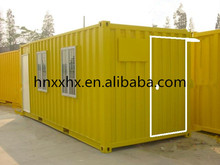 2015 Latest Luxury movable container prefabricated house